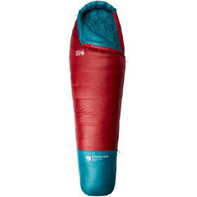 Mountain Hardwear Phantom Sacos de dormir -1°C Corto, alpine red
